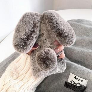 قاب ژله ای خزدار خرگوشی Rabbit Fur Case Huawei Honor 6