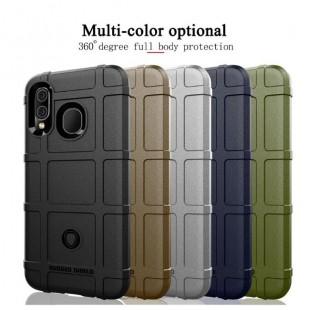 قاب ضد ضربه تانک سامسونگ Rugged Case Samsung Galaxy A40