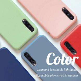 قاب سیلیکونی سامسونگ Silicon Case Samsung Galaxy A70