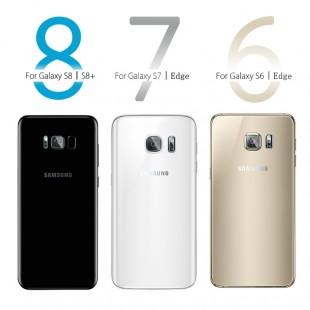محافظ LCD شیشه ای Lens Glass گلس لنز دوربین Screen Protector.Guard Samsung Galaxy S8
