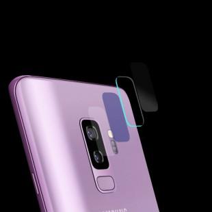 محافظ LCD شیشه ای Lens Glass گلس لنز دوربین Screen Protector.Guard Samsung Galaxy S9