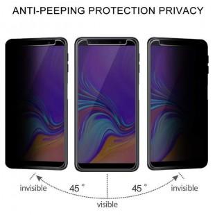 گلس ضد جاسوسی گوشی سامسونگ Anti Spy Privacy Glass Samsung Galaxy J6 Plus
