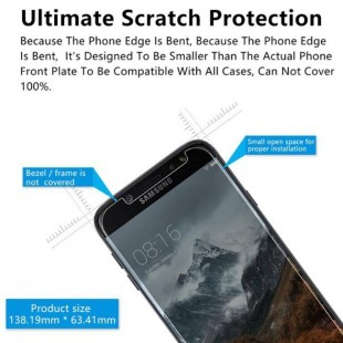 گلس ضد جاسوسی گوشی سامسونگ Anti Spy Privacy Glass Samsung Galaxy A6 Plus