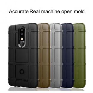 قاب ضد ضربه تانک نوکیا Rugged Case Nokia 3.1 Plus
