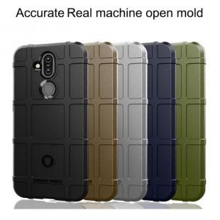 قاب ضد ضربه تانک نوکیا Rugged Case Nokia 7.1 Plus