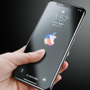 گلس مات آیفون Matte Full Glass Apple iPhone X/Xs