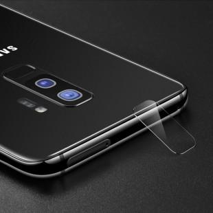 محافظ LCD شیشه ای Lens Glass گلس لنز دوربین Screen Protector.Guard Samsung Galaxy A6 Plus 2018