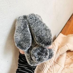 قاب خرگوشی خزدار سامسونگ گلکسی Rabbit Fur Samsung Galaxy A30