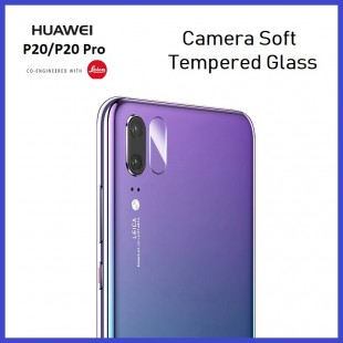 محافظ LCD شیشه ای Lens Glass گلس لنز دوربین Screen Protector.Guard Huawei P20