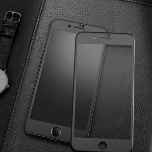 گلس مات آیفون Matte Full Glass Apple iPhone 6 Plus