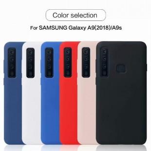قاب سیلیکونی سامسونگ Silicon Case Samsung Galaxy A9 2018