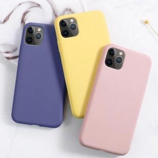قاب سیلیکونی آیفون Silicon Case Apple iPhone 11