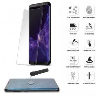 گلس UV سامسونگ UV Curve Glass Samsung Galaxy S8 Plus
