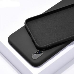 قاب سیلیکونی سامسونگ Silicon Case Samsung Galaxy Note 10 Plus