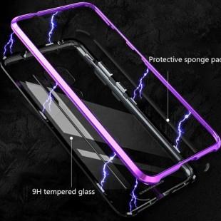 قاب مگنتی شیشه ای هواوی Magnetic Case Huawei Mate 10