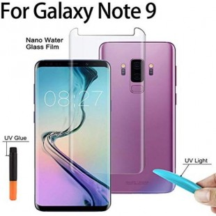 گلس UV سامسونگ UV Curve Glass Samsung Galaxy Note 9