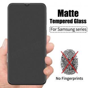 گلس فول مات سامسونگ گلکسی ام 20 Matte Full Glass Samsung Galaxy M20