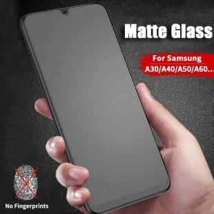 گلس مات سامسونگ Matte Full Glass Samsung Galaxy A40
