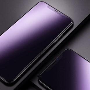 گلس فول مات و ضد ماورای بنفش آیفون AntiBlue Matte Glass Apple iPhone 11 Pro Max