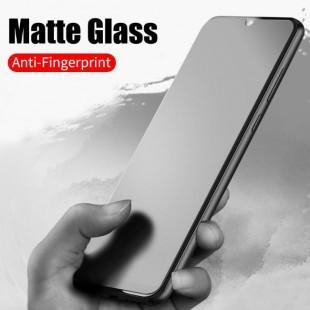گلس فول مات سامسونگ Matte Glass Huawei Y7 2019