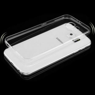 قاب طلقی دور ژله ای Talcous CaseSamsung Galaxy S7 Edge
