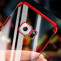 قاب ژله ای BorderColor Case Samsung Galaxy S7 Edge