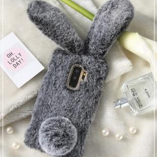 قاب خرگوشی خزدار هواوی Rabbit Fur Case Huawei Mate 20 Lite