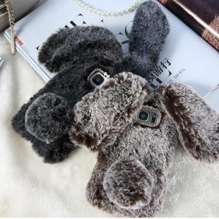 قاب خرگوشی خزدار هواوی Rabbit Fur Case Huawei P30