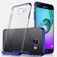 قاب ژله ای BorderColor Case Samsung Galaxy A7 2017