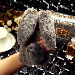 قاب خرگوشی خزدار سامسونگ گلکسی Rabbit Fur Samsung Galaxy J4 Core