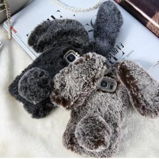 قاب خرگوشی خزدار سامسونگ گلکسی Rabbit Fur Samsung Galaxy M20