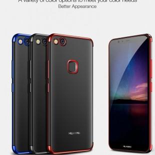 قاب ژله ای BorderColor Case Huawei P8 Lite 2017
