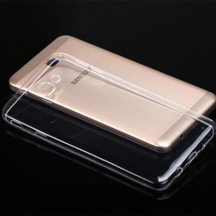 قاب طلقی دور ژله ای Talcous Case Samsung Galaxy C9 Pro