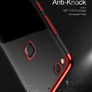 قاب ژله ای BorderColor Case Huawei P10 Lite