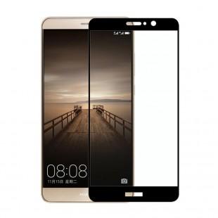 محافظ LCD شیشه ای Full glass Screen Protector.Guard Huawei Mate 9 گلس با پوشش کامل قسمت منحنی
