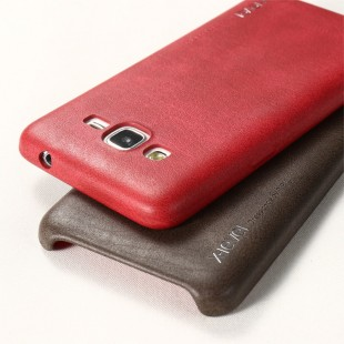 قاب چرمی X-Level Leather VINTAGE Case for Samsung Galaxy Grand Prime