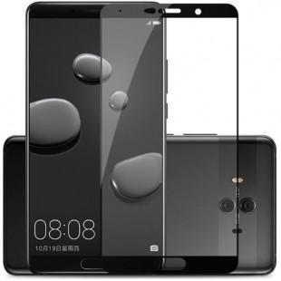 محافظ LCD شیشه ای Full Glass Screen Protector Huawei Mate 10 محافظ گلس با پوشش قسمت های منحنی