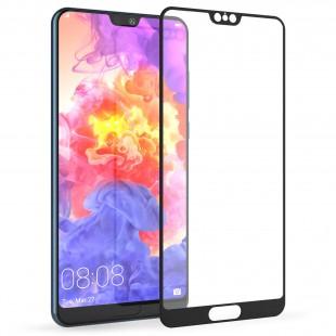 محافظ LCD شیشه ای فول چسب Full Glass Full Glue Screen Protector.Guard Huawei P20 Pro
