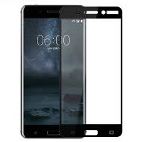 محافظ LCD شیشه ای Full Glass Full Glue فول چسب Screen Protector.Guard Nokia Nokia 5