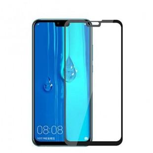 فول گلس فول چسب هواوی Full Glass Huawei Y9 2019