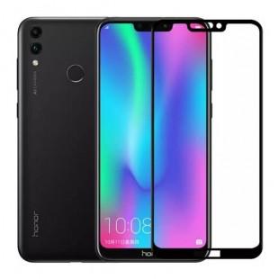 فول گلس فول چسب هواوی Full Glass Huawei Honor 8C