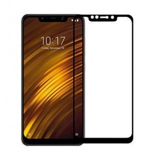 فول گلس فول چسب شیائومی Full Glass Xiaomi Pocophone F1