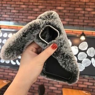 قاب خرگوشی خزدار شیائومی Rabbit Fur Xiaomi Redmi 6 Pro/Mi A2 Lite