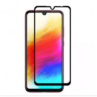 فول گلس فول چسب شیائومی Full Glass Xiaomi Redmi Note 7