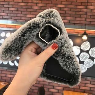 قاب خرگوشی خزدار شیائومی Rabbit Fur Case Xiaomi Mi Mix 2