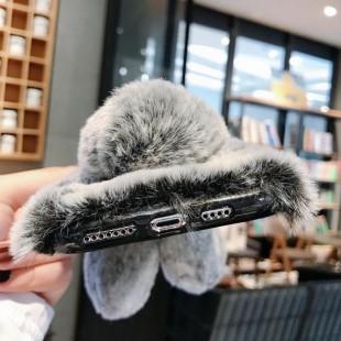 قاب خرگوشی خزدار شیائومی Rabbit Fur Case Xiaomi Mi 6x/A2