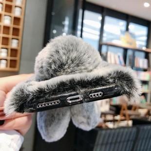 قاب خرگوشی خزدار نوکیا Rabbit Fur Nokia 6 2018