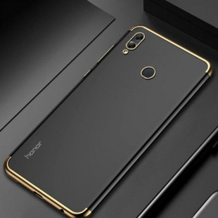 قاب ژله ای دور رنگی BorderColor Case Huawei Honor 8C