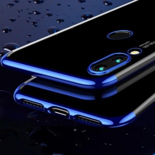 قاب ژله ای دور رنگی BorderColor Case Huawei Honor 8x Max