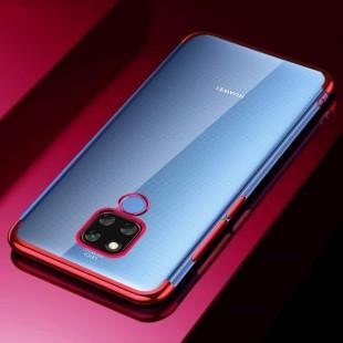 قاب ژله ای دور رنگی BorderColor Case Huawei Mate 20X